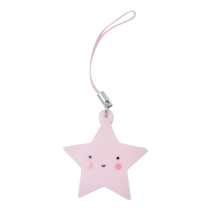 Charm Star Pink A Little Lovely Company